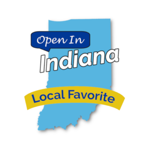 Local Favorite on Open In Indiana